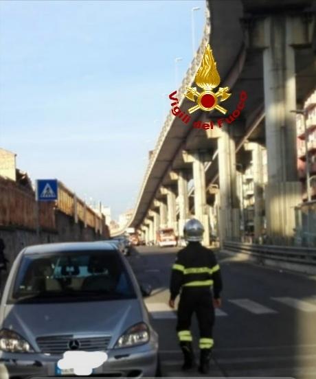 Roma: intervento di verifica
