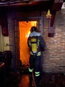 Roma: incendio ristorante