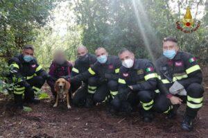Roma: salvataggio animale