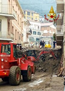 Nuoro: a Bitti prosegue la messa in sicurezza dopo l'alluvione