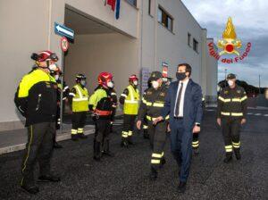 Roma: il sottosegretario Sibilia visita la Direzione Regionale per il Lazio
