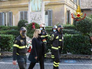 Roma: giornata di solidarietà al Comando provinciale