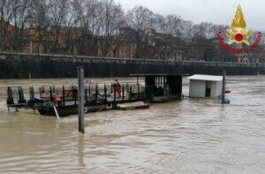 Roma: messe in sicurezza alcune piattaforme galleggianti