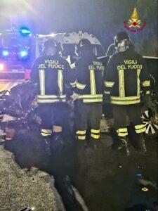 Latina: gravi incidenti stradali