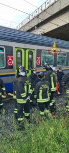 Roma: incidente alla stazione Tiburtina