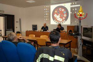 Roma: incontro con i coordinatori delle attività AIB del Lazio
