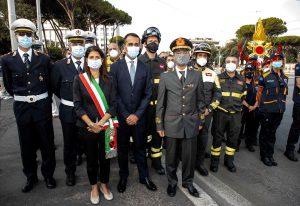 Roma: XX anniversario attentati di New York