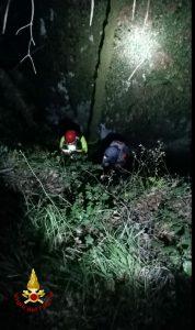 Rieti: recupero di escursionisti